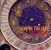 センプレ・イタリアーノ(イタリア音楽集)